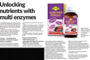 Mixed Berries with Multi Enzymes: Unlocking Nutrients with Multi Enzymes