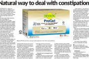 ProGut: Natural Way To Deal With Constipation