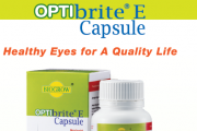 OPTIbrite E Capsule: 6-in-1 High Strength Formula For Eye Health (E-Booklet)