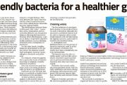 Probiotics 2B: Friendly Bacteria For A Healthier Gut